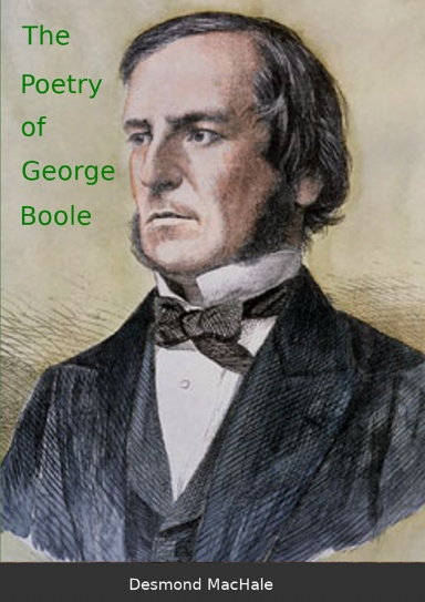 The Poetry of George Boole